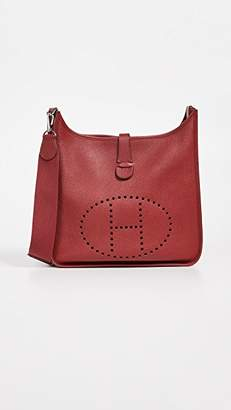 Hermes What Goes Around Comes Around Clemence Evelyne Bag
