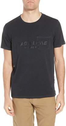 Rag & Bone Upside Down Crewneck T-Shirt