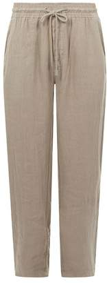 Vilebrequin Linen Panache Straight Trousers