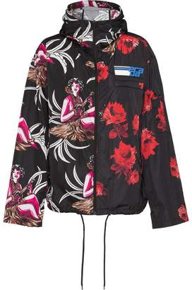 Prada printed lightweight jacket