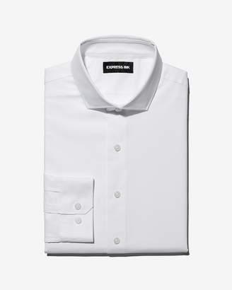 Express Classic Easy Care Diamond Dobby 1Mx Shirt