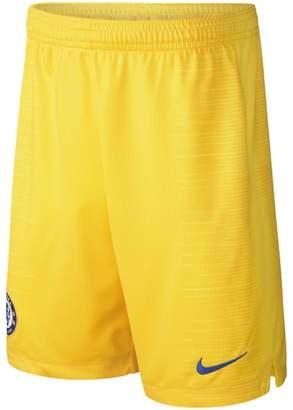 Nike 2018/19 Chelsea FC Stadium Home/Away Older Kids'Football Shorts
