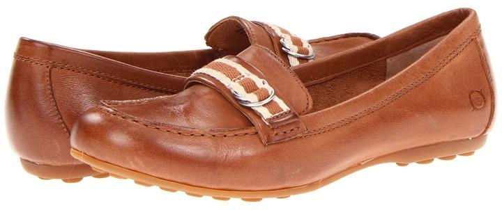 Børn Maxine Full Grain Leather) Women' Flat Shoe