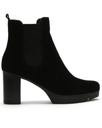 Daniel Footwear Daniel Ridley Suede Chelsea Boots