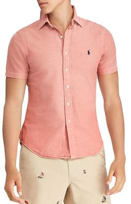 Polo Ralph Lauren Chambray Classic Fit Button-Down Shirt