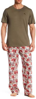 Tommy Bahama Endless Surf Pajama 2-Piece Set $79.50 thestylecure.com