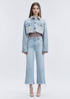 Alexander Wang TAME JEAN DENIM