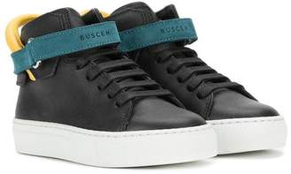 Buscemi Kids 100mm Trio sneakers