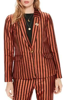 Scotch & Soda Dice Striped Blazer