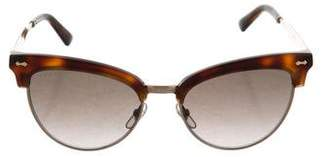 42dcb125e7f Pre-Owned at TheRealReal · Gucci Tinted Cat-Eye Sunglasses
