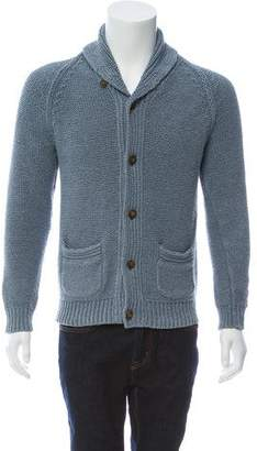 Co RRL & Shawl Collar Knit Cardigan