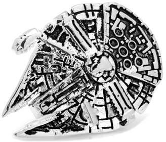 Cufflinks Inc. 3D Millennium Falcon Lapel Pin
