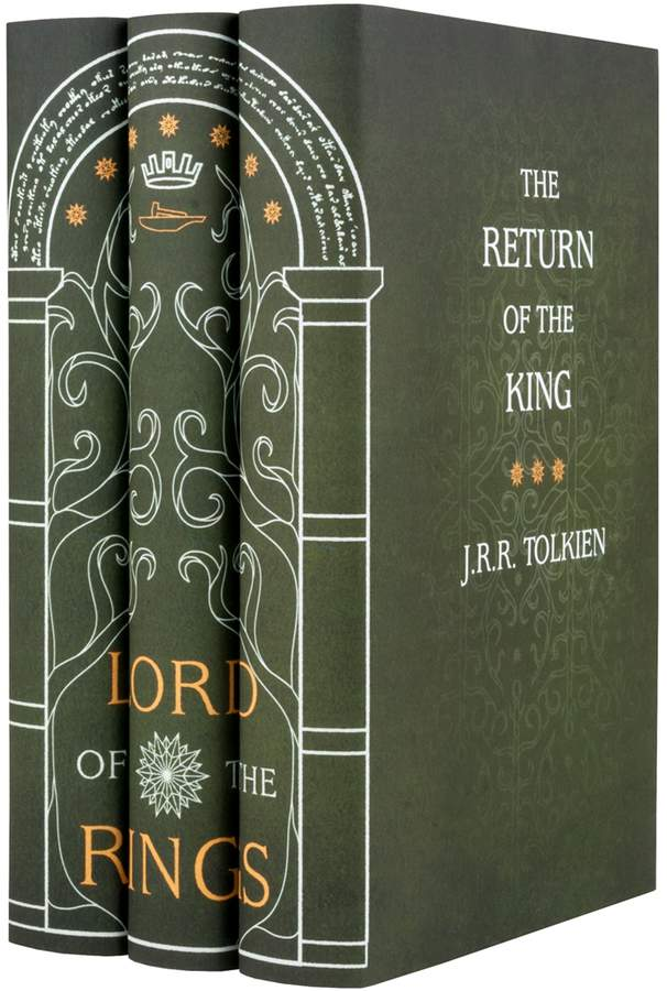 Juniper Books The Lord of the Rings (Set of 3)