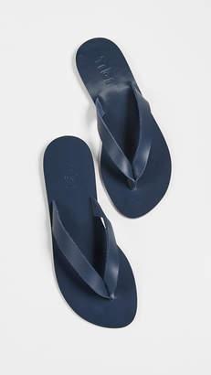 Tibi Bryan Flip Flops
