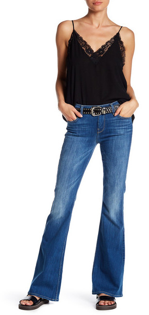 7 For All Mankind7 For All Mankind Ali Flare Jean