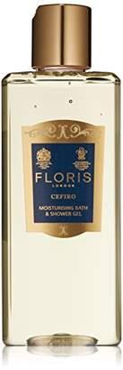 Floris London Cefiro Moisturising Bath & Shower Gel