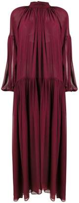 Stella McCartney oversized sheer dress