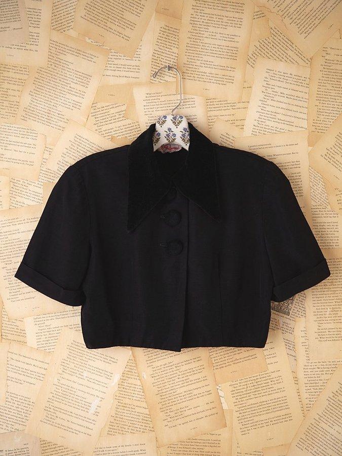 Missoni Vintage Cropped Jacket
