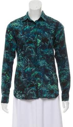 Surface to Air Printed Long Sleeve Top