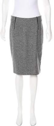 Loro Piana Wool & Cashmere Skirt