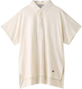 Americana (アメリカーナ) - アメリカーナ 製品染めラグビーシャツ