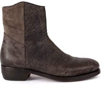 Ajmone side zip boots