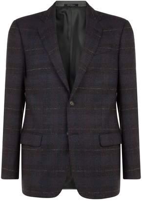 Emporio Armani Check Jacket