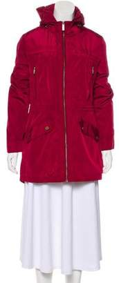 MICHAEL Michael Kors Light Weight Hooded Jacket w/ Tags