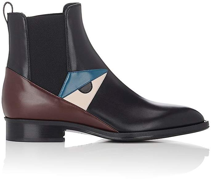Fendi Women's Buggies-Eye Chelsea Boots