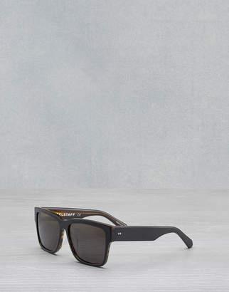 Belstaff Stirling Square Wayfarer Sunglasses Black