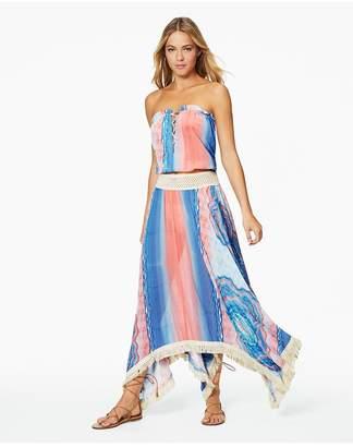 Ramy Brook Printed Riviera Skirt