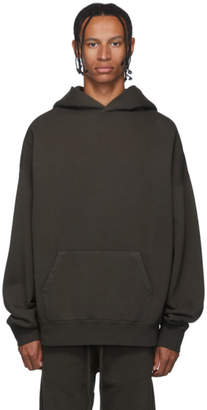 Essentials Khaki Pullover Hoodie