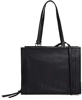 Marc Jacobs Women's The Box Leather Shopper