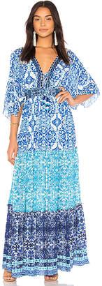 HEMANT AND NANDITA x REVOLVE Maxi Dress