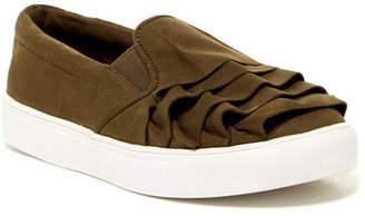 Mia Margaret Ruffled Slip-On Sneaker