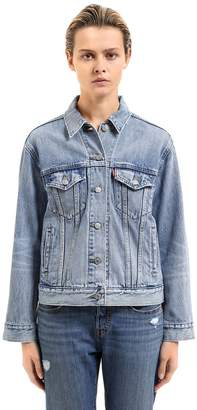 Levi's Ex Boyfriend Denim Trucker Jacket