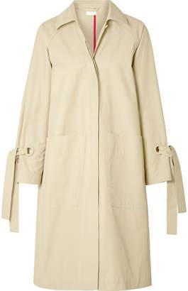 Alex Mill Cotton-blend Twill Trench Coat - Beige