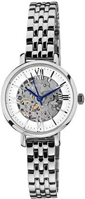 Fossil Women's ME3071 Jacqueline Mini Mechanical Stainless Steel Watch