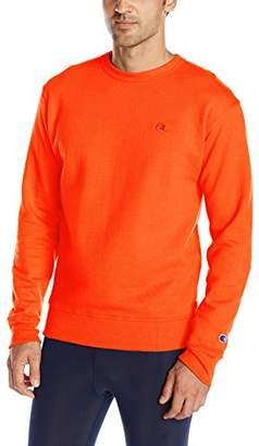 Champion Men's Powerblend Fleece Pullover Sweatshirt