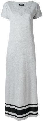 Twin-Set maxi V-neck dress $148.33 thestylecure.com