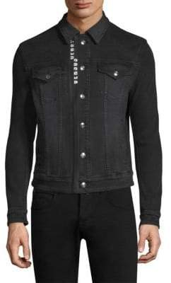 Versus By Versace Denim Jacket