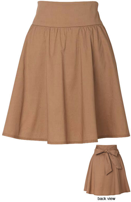 Four Stars HIGHWAIST SKIRT