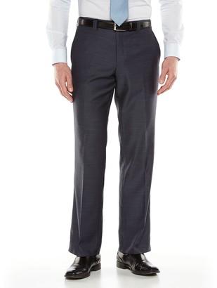 DAY Birger et Mikkelsen Men's Steve Harvey Modern-Fit Royce Pleated Suit Pants