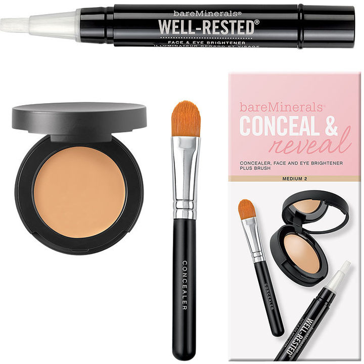 bareMinerals Conceal and Reveal ($45 Value), Medium 2 1 ea