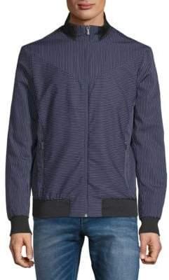 Calvin Klein Insignia Stripe Jacket