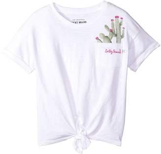 Lucky Brand Kids Wynne Tee Girl's T Shirt