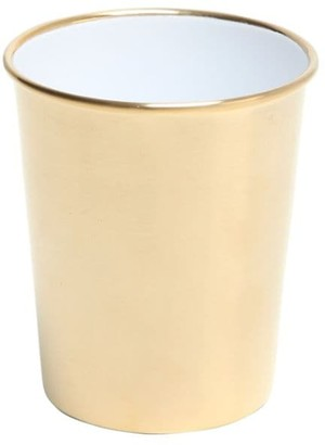 Gold Plated Metal Cup