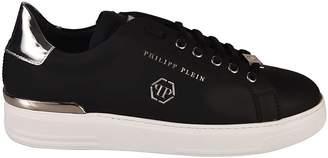 Philipp Plein Over A Border Lo-top Sneakers