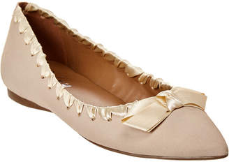 French Sole Matador Suede Flat