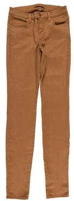 J Brand Super Skinny Low-Rise Jeans w/ Tags